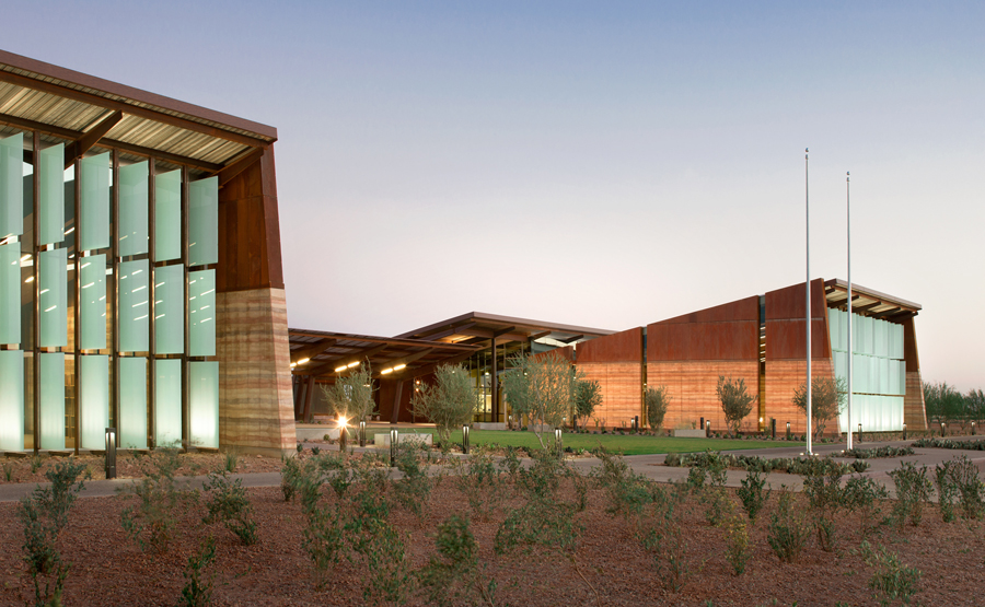 Community Colleges Innovative Architecture