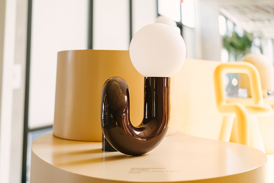 Neotenic Design exhibition ADO
