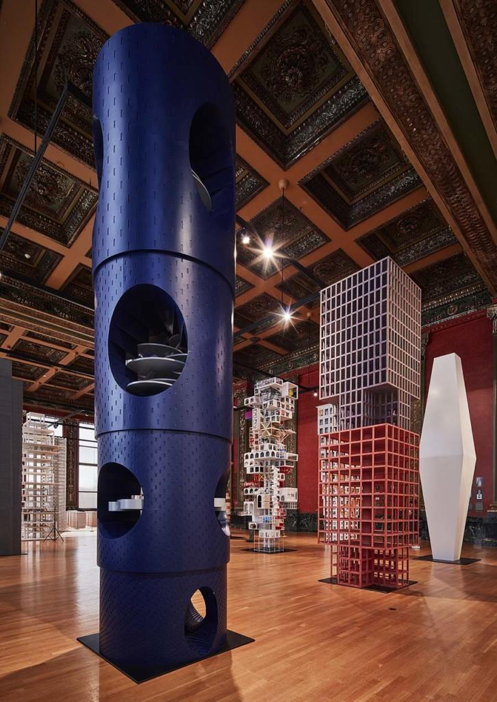 Vertical City by Francis Kéré