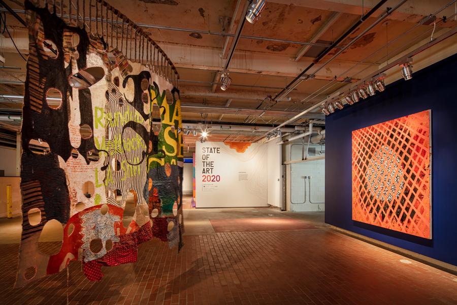 Gallery 1 At The Momentary Near Main Lobby