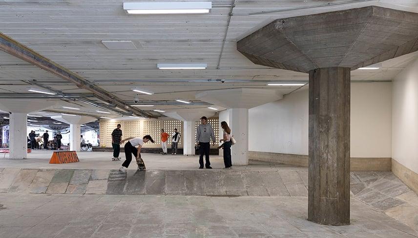 Southbank Centre undercroft renovation|Southbank Centre undercroft renovation|Southbank Centre undercroft renovation|Southbank Centre undercroft renovation