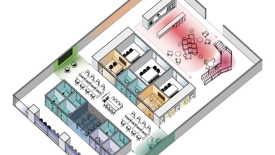 Neurodiversity Office Design for Neurodiversity