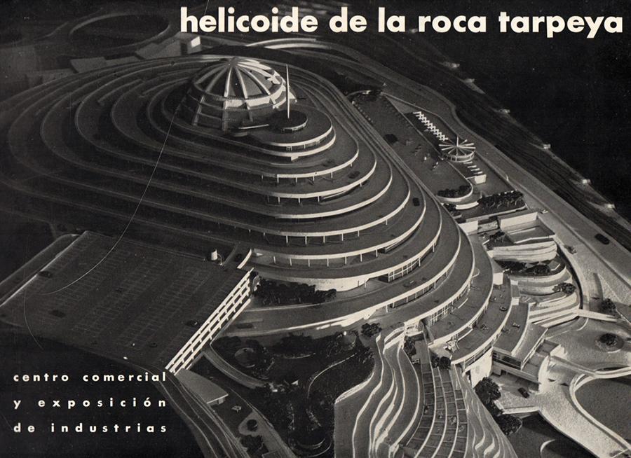 Downward Spiral Book El Helicoide