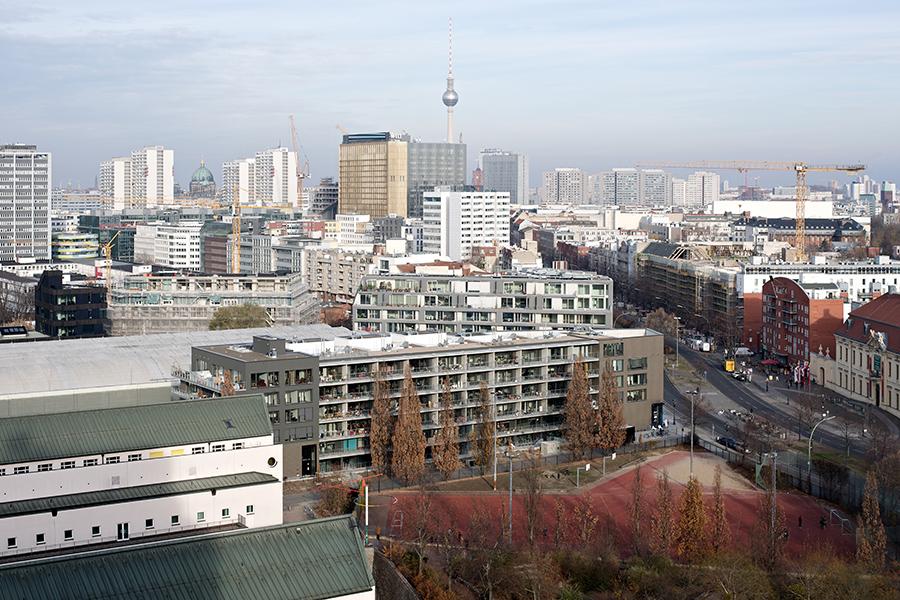 IBeB cooperative housing berlin ifau Heide Von Beckerath