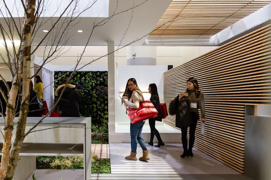 Concept House RESET Home|Bethan Laura Wood at IDS|Studio North||Frida Escobedo|Healing Habitat||Edible Futures|Milk Stand IDS Toronto|Studio North||Bethan Laura Wood|Hoame at IDS