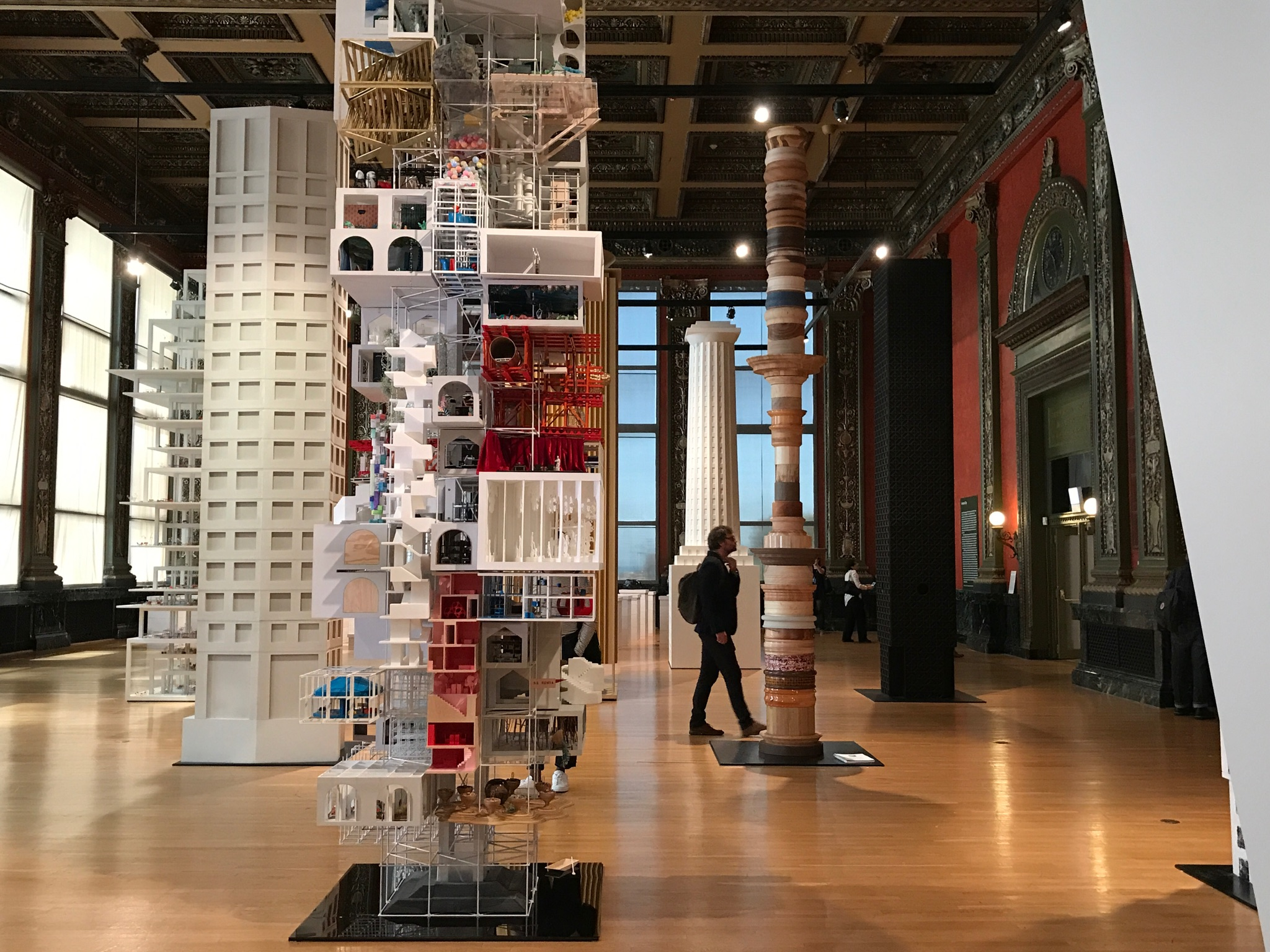 Two Cities Chicago Architecture Biennial