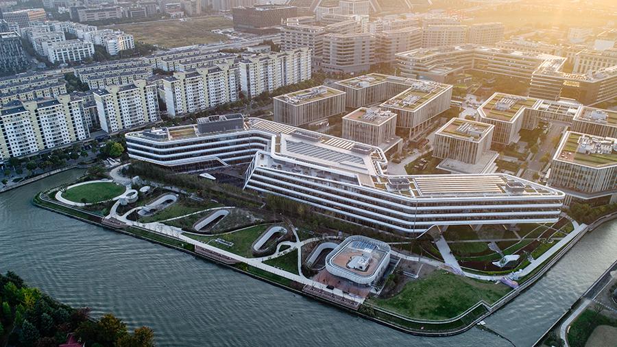 Johnson Controls Asia Headquarters Gensler