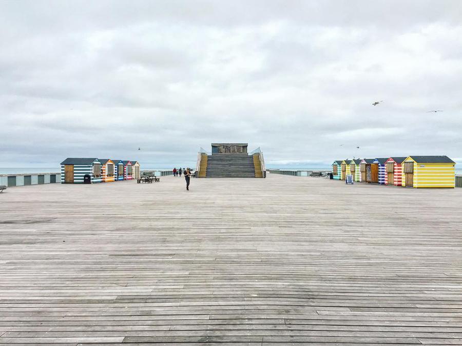 2017 RIBA Stirling Prize dRMM Hastings Pier