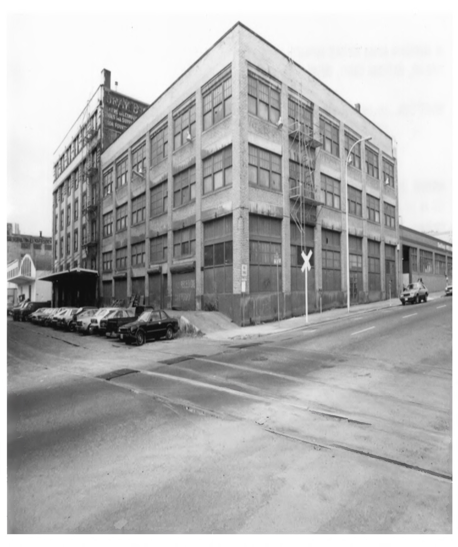 Kerr Building Archival Photos 1986