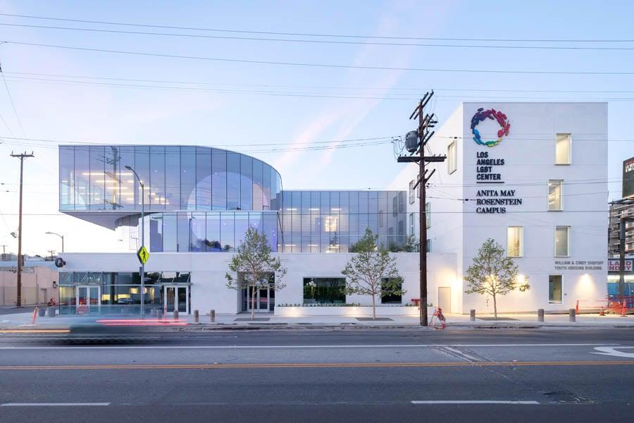|Los Angeles LGBT Center||||||