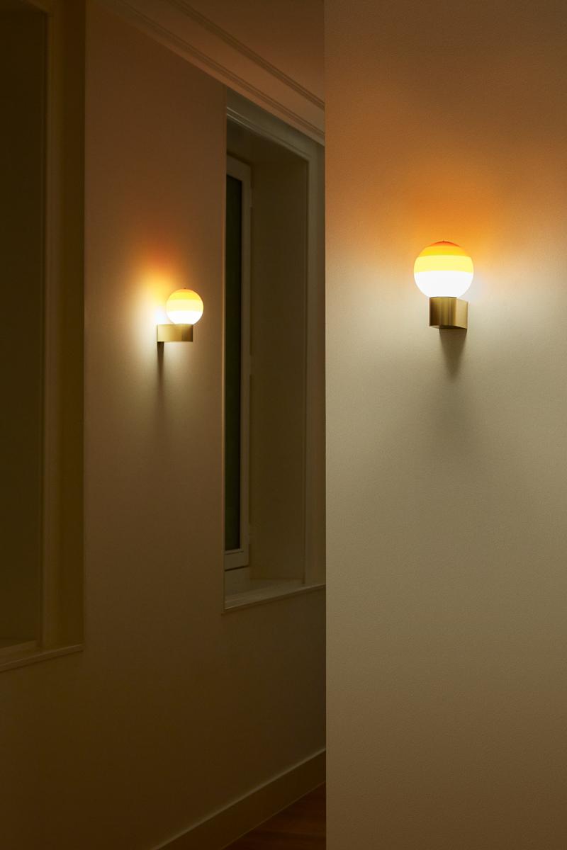 Marset Hr Dipping A1 Amber Corridor
