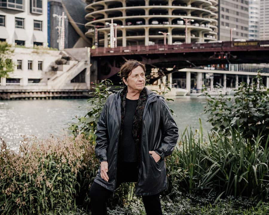 Carol Ross Barney Chicago River