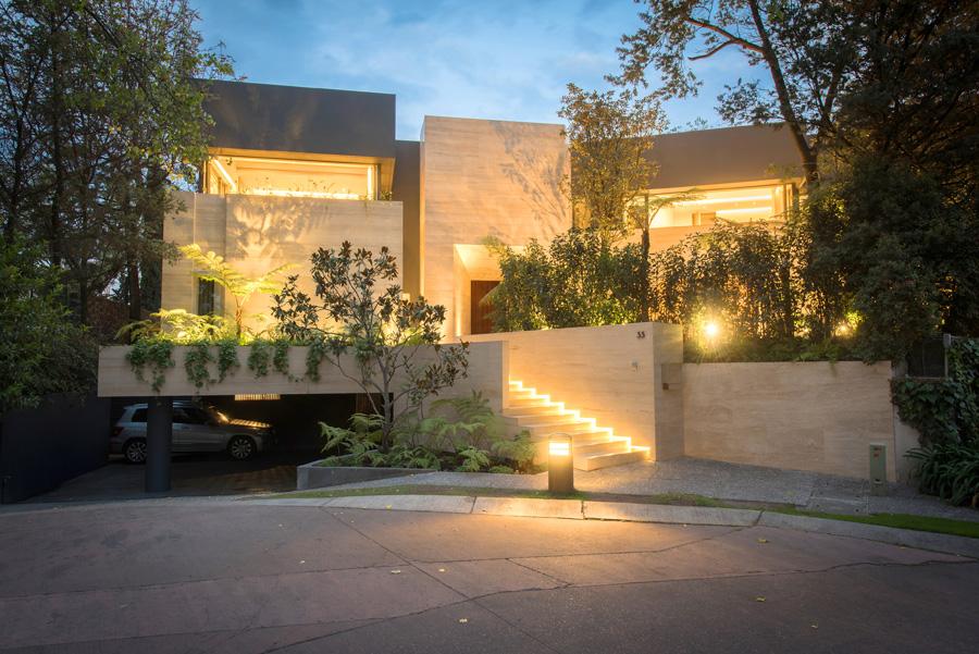 Ezequiel Farca House Mexico City