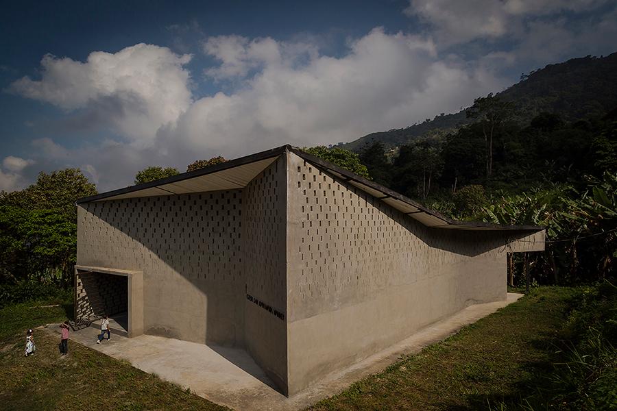 Enlace Arquitectura San Juan Maria Vianney Church
