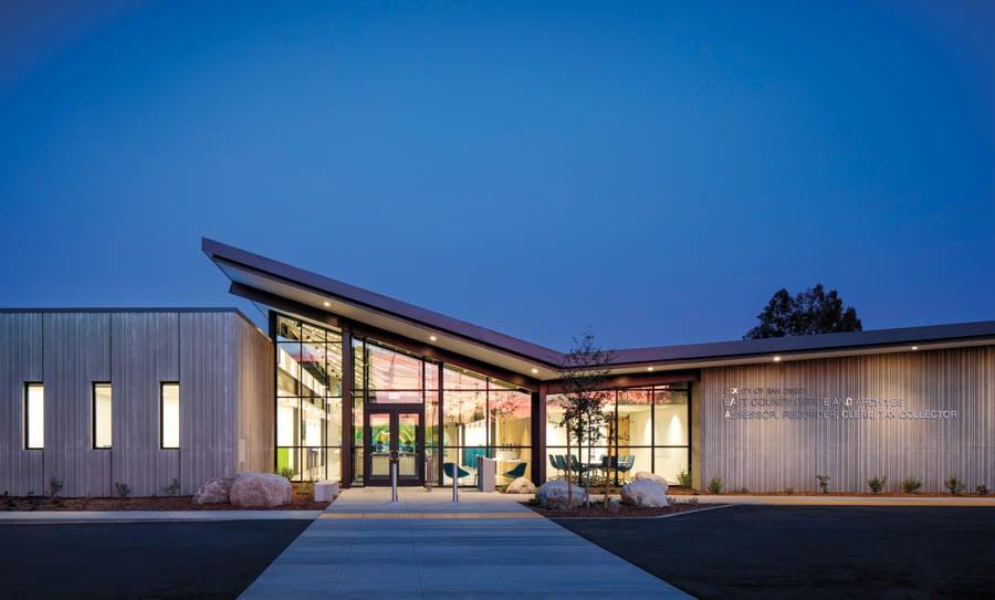 Millerhull Sdcoarcc 007|N:culver City Centennial Gardensection 2 Design2 Sheetsl2.0|180629 Courtyard V2|Metro Transit Ext 11 (c)corey Gaffer|Mnaa West Elevation Rendering By Moody Nolan|Denny Substation|Denny Substation
