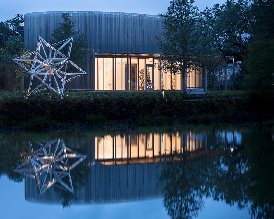 New Orleans art Museum Sculpture Garden Expansion