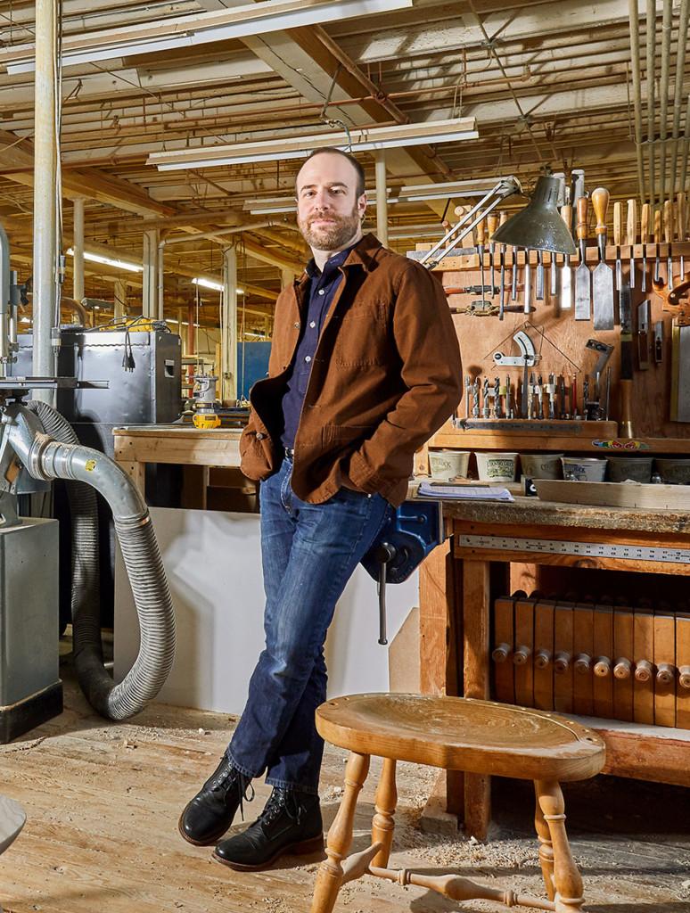OG studio furniture design hardware