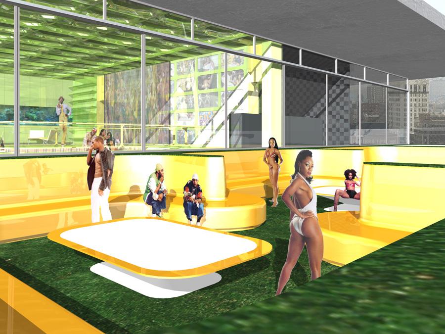 Hip Hop Architecture exhibition