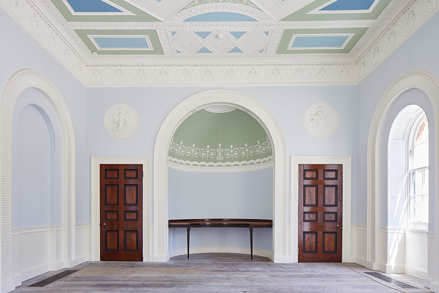 Pitzhanger Manor John Soane renovation