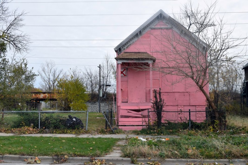 Pink Oil Moisturizer from Colored Theory Suite Top 10 Chicago Architecture Biennial