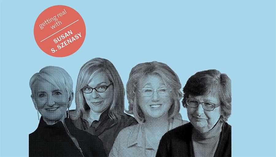 |Susan Szenasy Pratt Women Business Panel