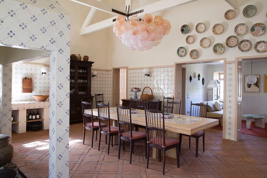 modern renovation portugal winery hotel
