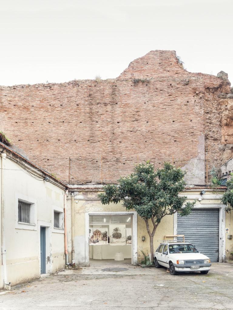 Rome design Campo
