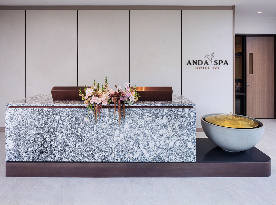 Rose Bay C Hotel Ivy Anda Spa Front Desk 001 19|Anda Spa Hotel Ivy|Anda Spa Hotel Ivy|Hotel Ivy In Minneapolis A Luxury Collection Property.|Anda Spa Hotel Ivy|Anda Spa Hotel Ivy