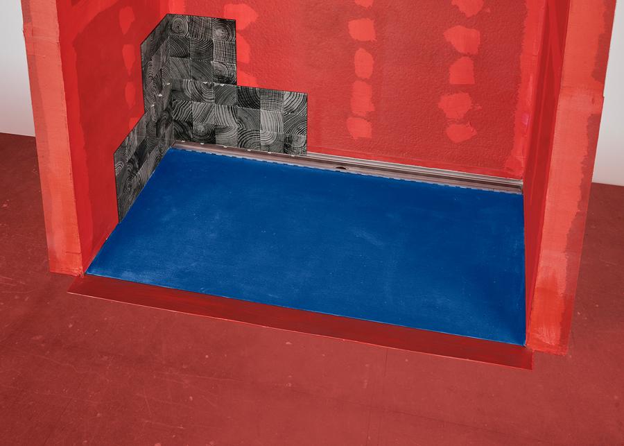 Ss Shower Base W Backer Board Tile2 2020 5x7