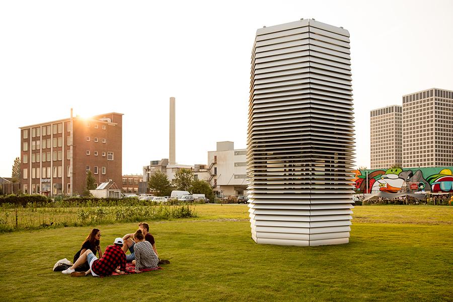 urban technology start ups
