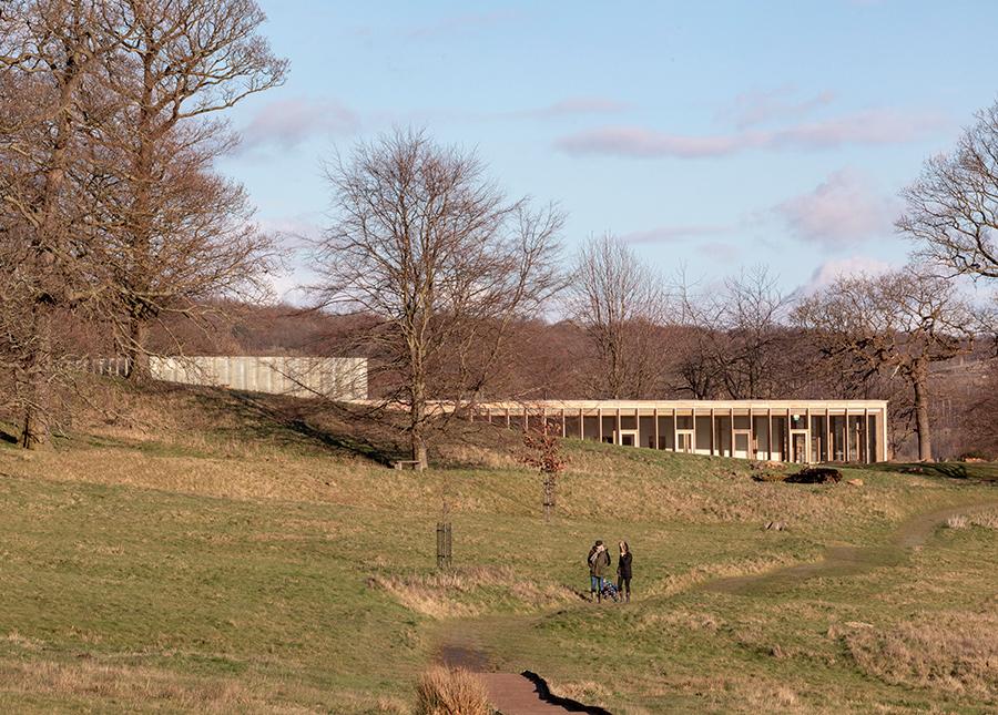 Feilden Fowles Yorkshire Sculpture Park