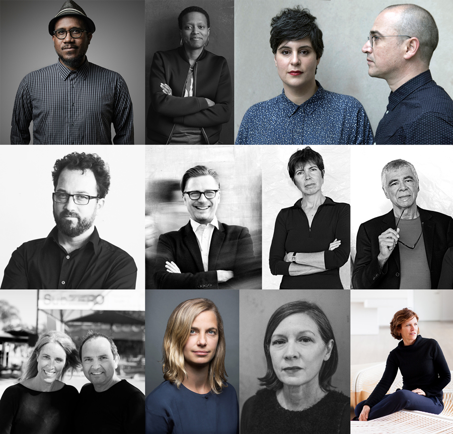 US Pavilion Venice Biennale Main Exhibitors
