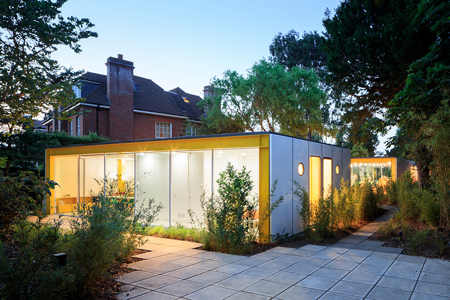 Richard Rogers AIA 2019 Gold Medal