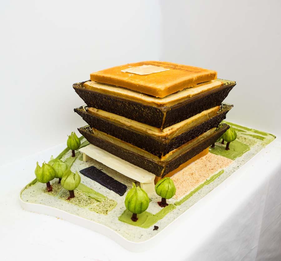 Architecture Cakes