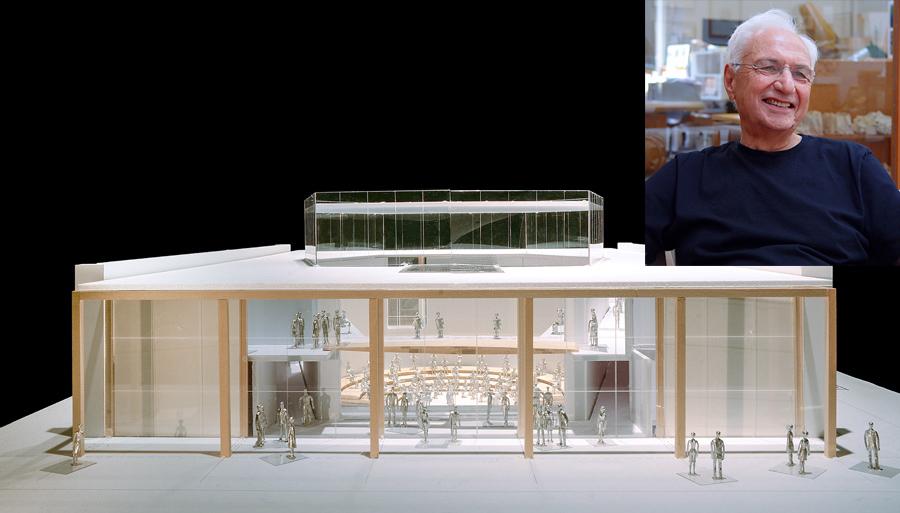 Frank Gehry YOLA|Frank Gehry YOLA|Frank Gehry YOLA