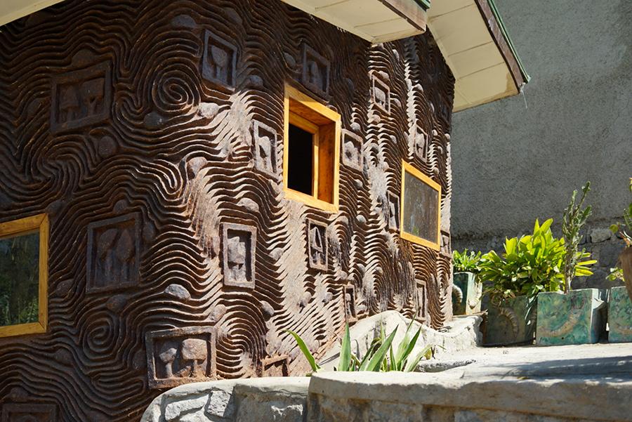 Addis Ababa Zoma Museum design