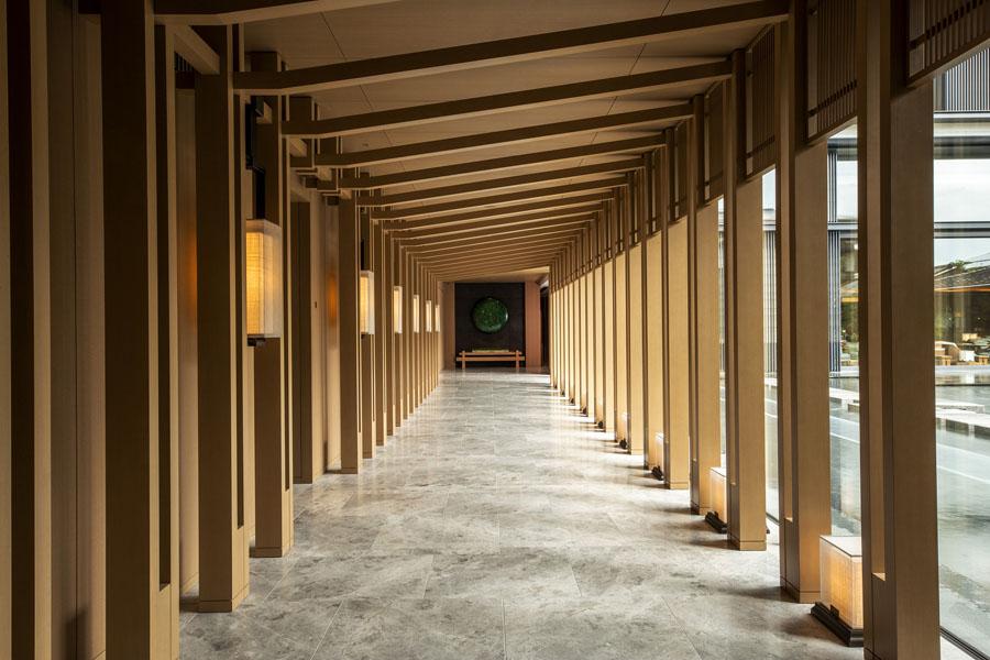 Andrefustudio Hotel The Mitsui 03 The Tunnel