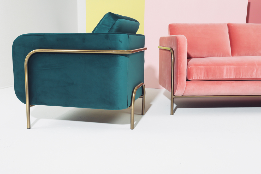 Bend Chair And Sofa