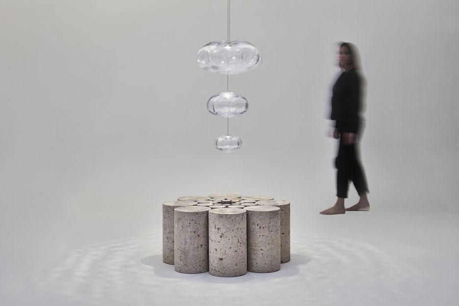 Paul Cocksedge + Friedman Benda Gallery Performance Excavated