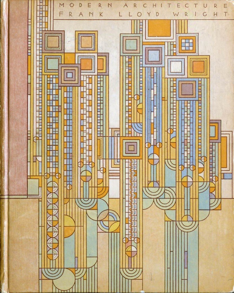 Frank Lloyd Wright algorithm architecture Modern Architecture