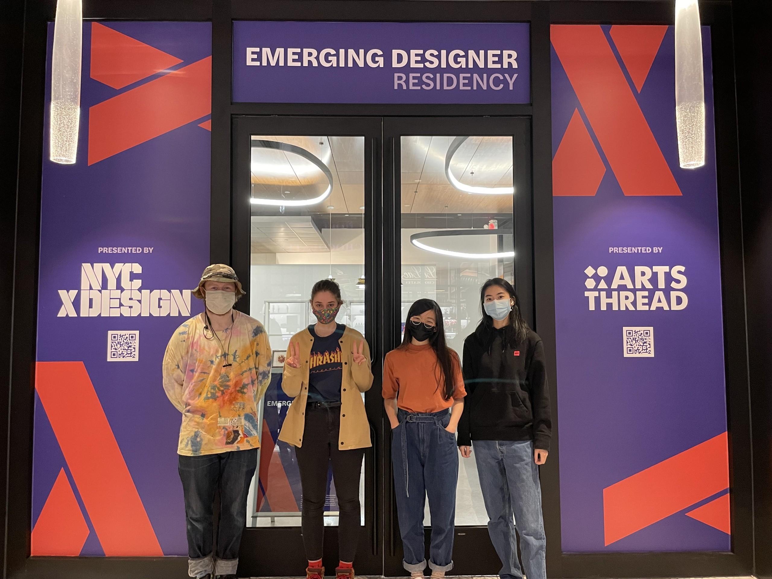 Emerging Designer Residency Group 05