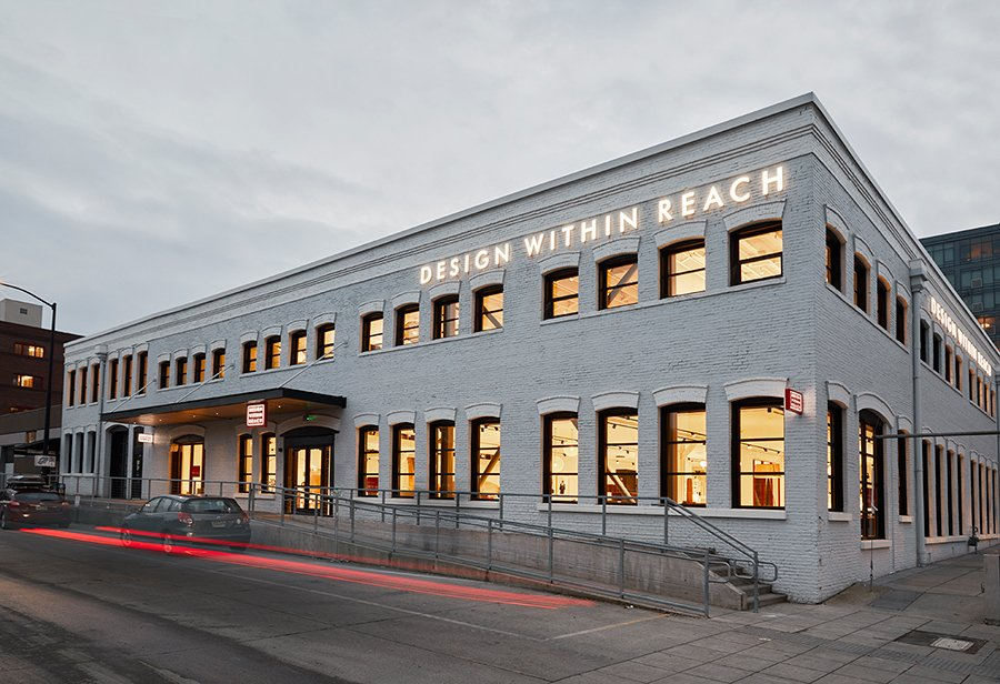 Design Within Reach Store Interior DFA