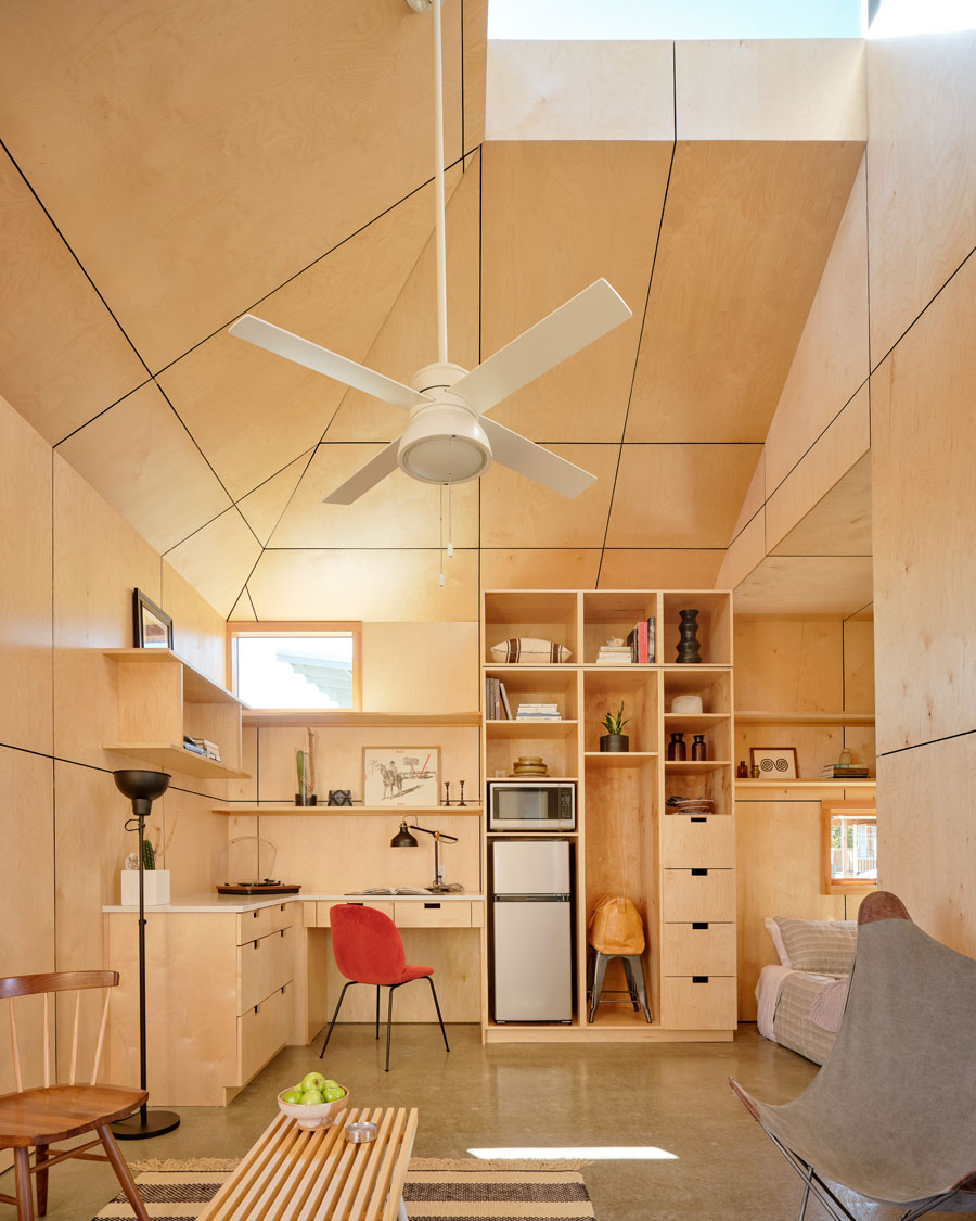 Leonid Furmansky Hsu Office Tiny Home Print