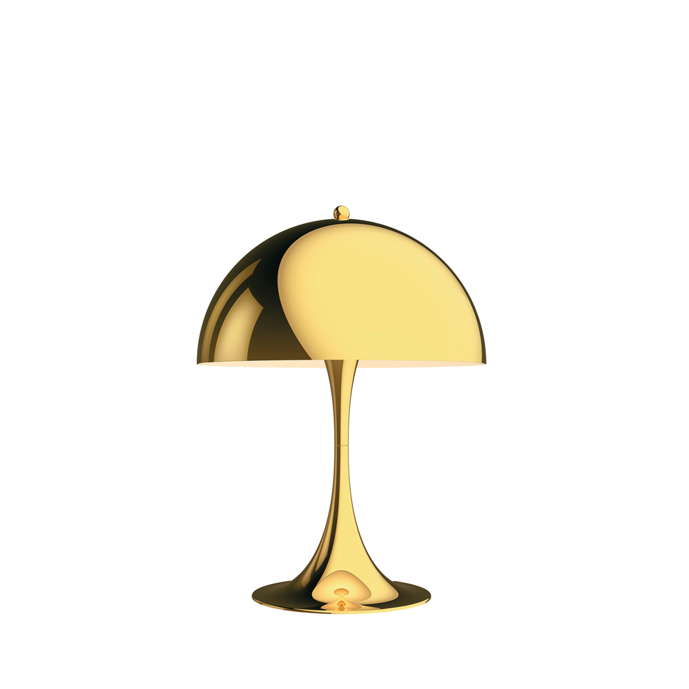 Louis Poulsen Panthella Mini Brass