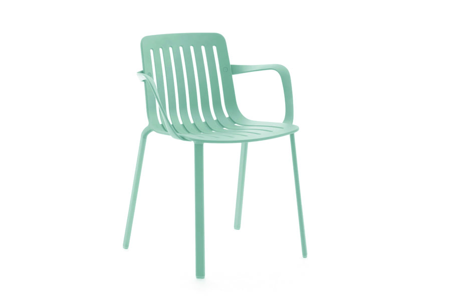 Magis Plato Chair Product Lateral Sd1234 Light Blue 01 Hr
