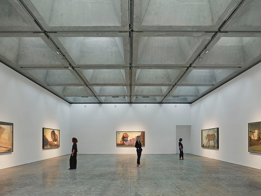 kasmin gallery high line Studio MDA