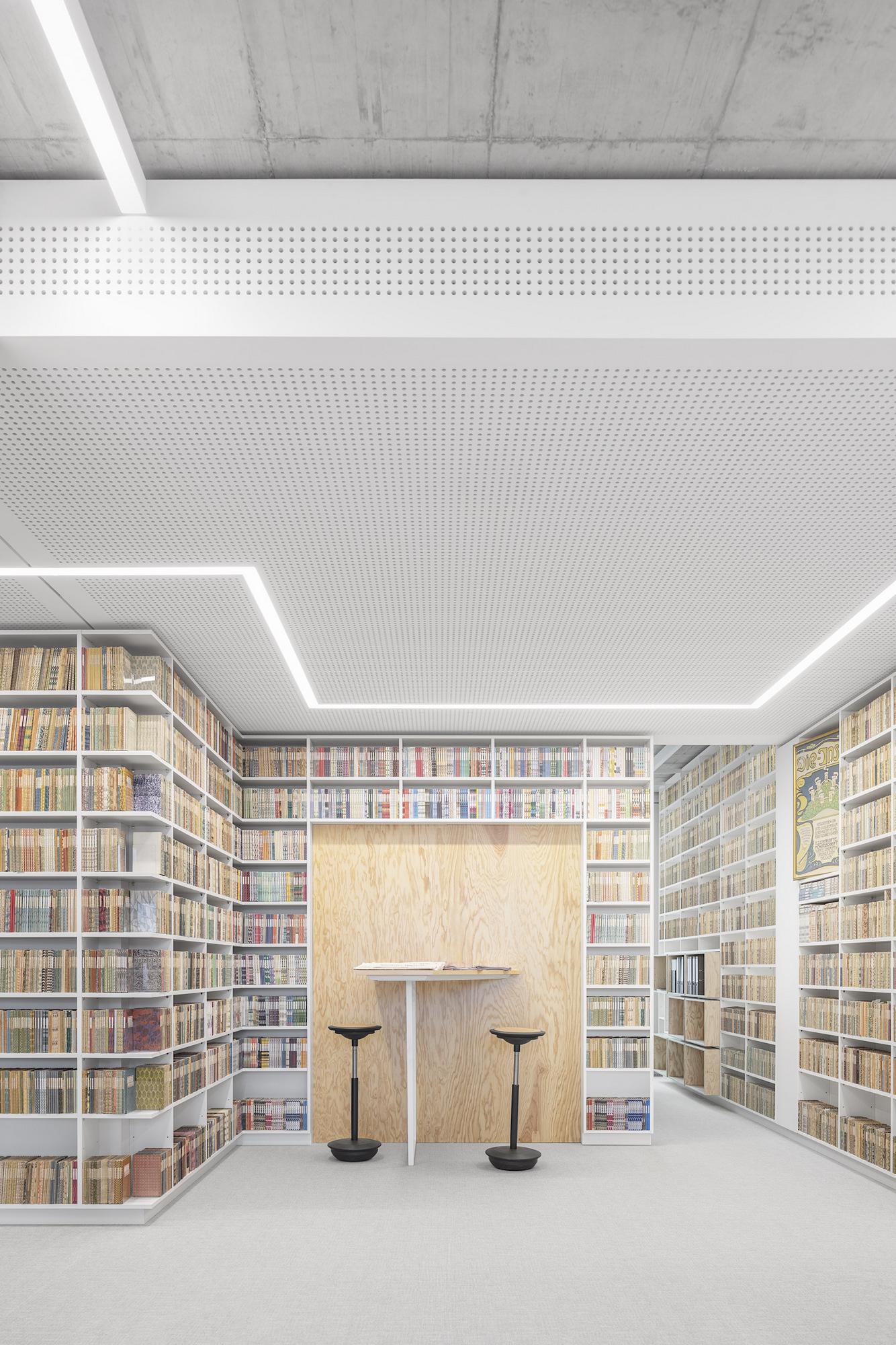 Suhrkamp Verlag Offices Berlin 21