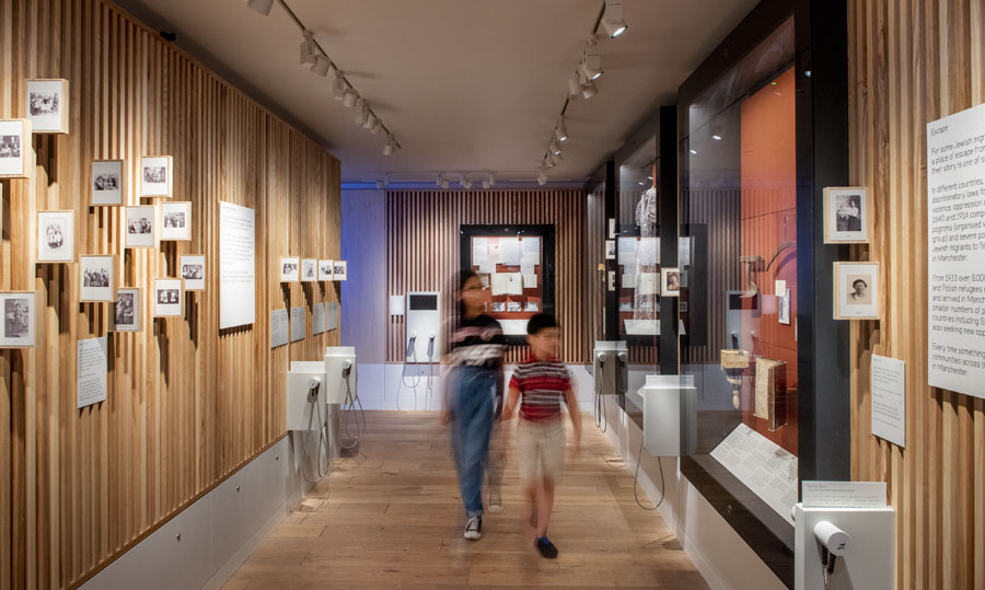 13 Joel Chester Fildes Manchester Jewish Museum Gallery Journeys 2021
