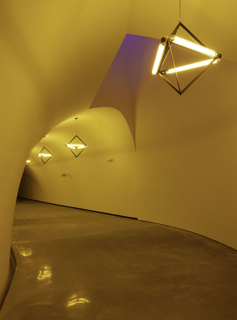 Third Floor Atrium.|10. The Nancy And Rich Kinder Building At The Museum Of Fine Arts