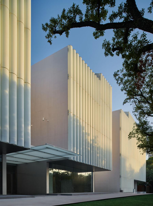 Paris 1965 Houston 2017|18. Installation View Of Ai Weiwei's Dragon Reflection